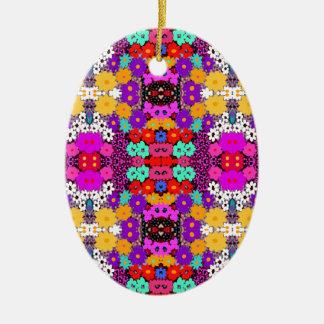 """Pink Bred Meli """" Designs 2013 """" Gifts ""030 Ceramic Ornament"