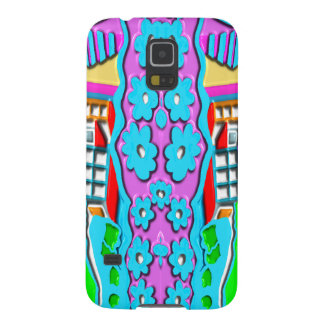 """Pink Bred Meli """" Designs 2013 """" Gifts ""053 Cases For Galaxy S5"