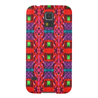 """Pink Bred Meli """" Designs 2013 """" Gifts ""060 Case For Galaxy S5"