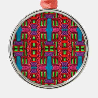 """""""Pink Bred Meli """""""" Designs 2013 """""""" Gifts """"061 Metal Ornament"""
