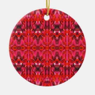 """Pink Bred Meli """" Designs 2013 """" Gifts ""070 Ceramic Ornament"