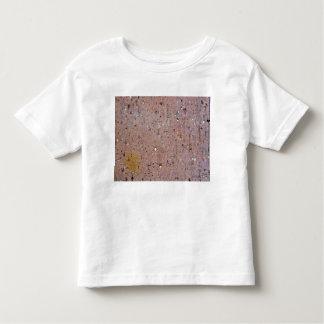 Pink Brick Texture T-shirt