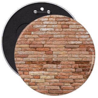Pink brick wall pins