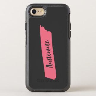 Pink Brush Austenite OtterBox Symmetry iPhone 7 Case