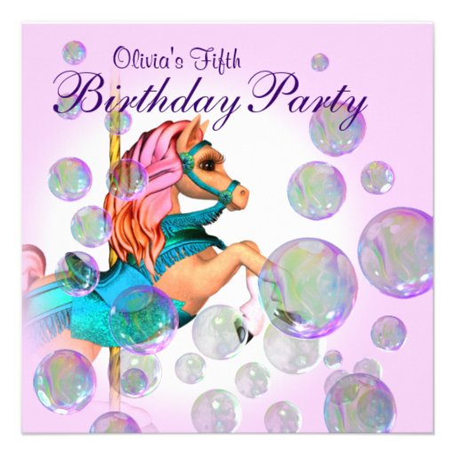 Personalized 7th birthday party Invitations – 7th Birthday Party Invitation