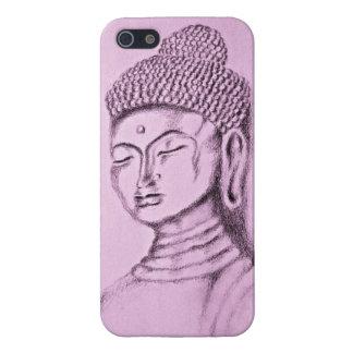 Pink Buddha iPhone 5 Case