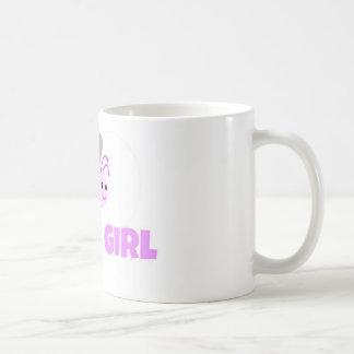 Pink Bumble Bee Baby Girl Coffee Mug
