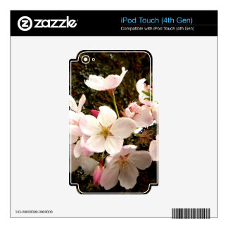 Pink Bunch iPod Touch 4G Skin