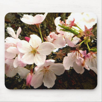 Pink Bunch Mouse Pad