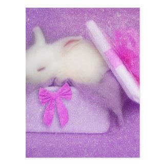 Pink Bundle Of Joy Postcard