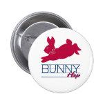 Pink Bunny Hop Pins