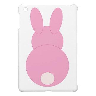 Pink Bunny Rabbit iPad Mini Cover