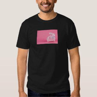 Pink Bunny Rabbit T Shirt