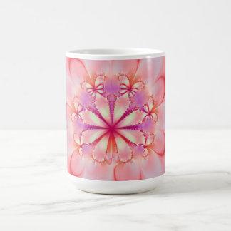 Pink Butterfly Bush Mug