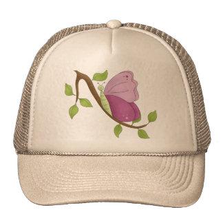 Pink Butterfly Days Trucker Hat