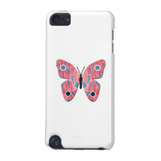 Pink butterfly iPod touch (5th generation) cover