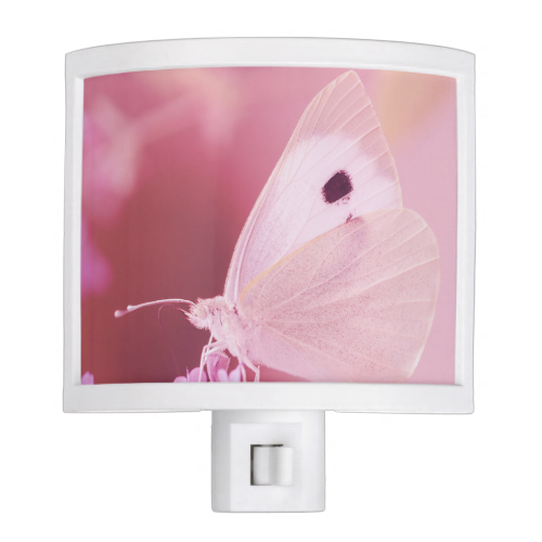 Pink butterfly nite lights