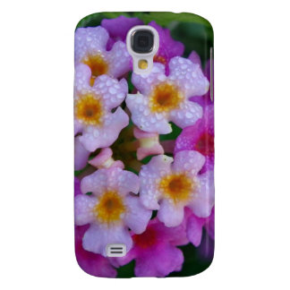 Pink Butterfly Weed Flowers Samsung Galaxy S4 Case