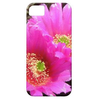 pink cactus flower iphone 5 case