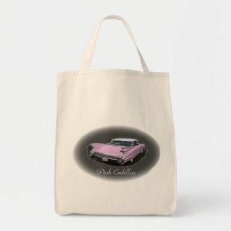 Pink Cadillac Flash Canvas Bag