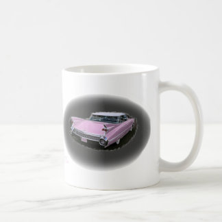 Pink Cadillac Flash Coffee Mug