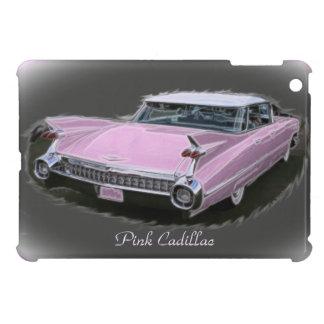 Pink Cadillac Flash iPad Mini Case