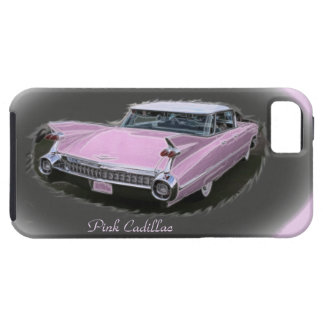 Pink Cadillac Flash iPhone SE/5/5s Case