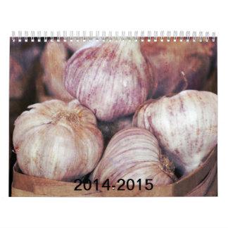 Pink Calendar 2014-2015