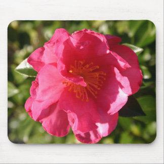 Pink Camellia Mousepad #2