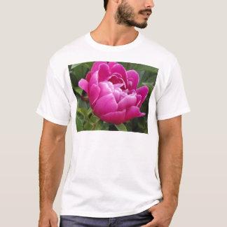 Pink Camellia T-Shirt