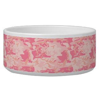 Pink Camo Bowl