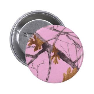 Pink Camo Pins