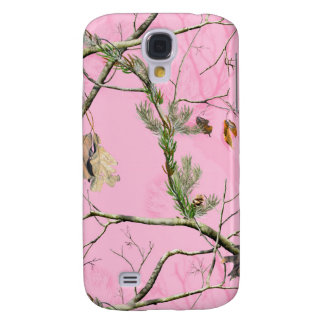 Pink Camo Camouflage Hunting Samsung Galaxy S4 Samsung Galaxy S4 Cover