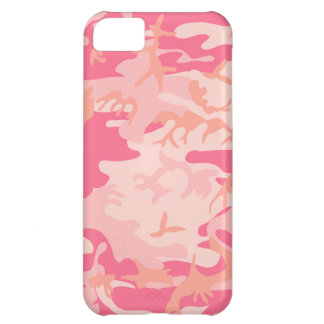 Pink Camo Camouflage iPhone case