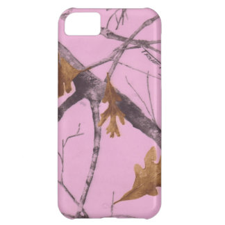 Pink Camo Case For iPhone 5C