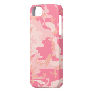 Pink Camo Case-Mate iPhone 5 Cover