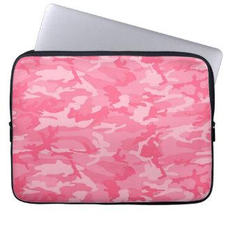 Pink Camo Computer Sleeves
