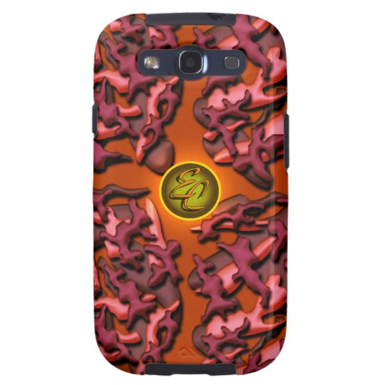 Pink Camo Creations Galaxy S3 Cover