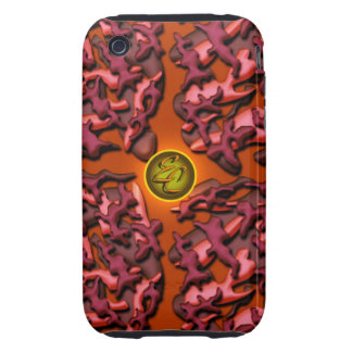 Pink Camo Creations iPhone 3 Tough Cases