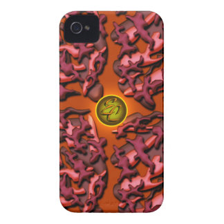 Pink Camo Creations iPhone 4 Case
