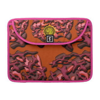 Pink Camo Creations Sleeve For MacBooks