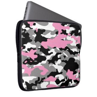 PINK CAMO - Electronics Bag
