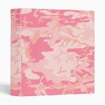 Pink Camo - Girly Camo Binders
