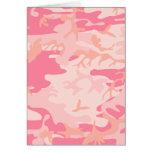 Pink Camo - Girly Camo Greeting Card