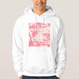 Pink Camo - Girly Camo Hoodie