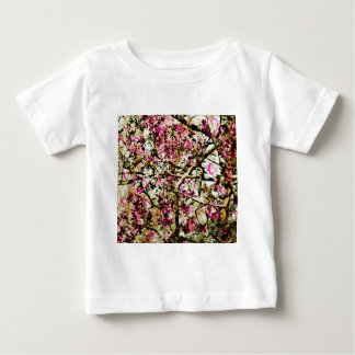 Pink Camo & Hearts Tee Shirt