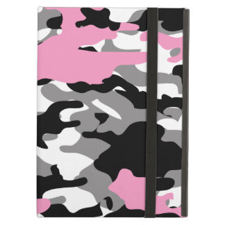 Pink Camo iPad Cover
