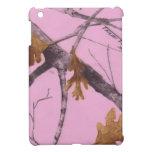 Pink Camo iPad Mini Cases