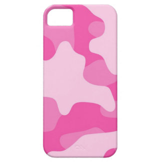 Pink Camo iphone 5 Case