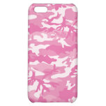 PINK-CAMO-PATTERN iPhone 5C CASES